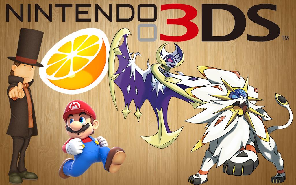 giochi 3ds per citra
